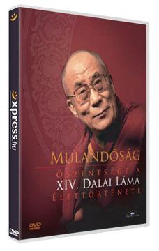 Mulandóság - Őszentsége, a XIV. Dalai Láma élettörténete termékhez kapcsolódó kép