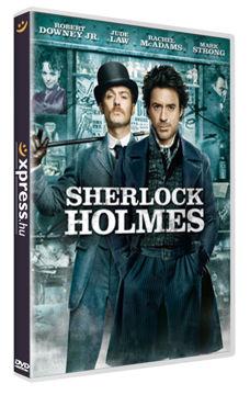Sherlock Holmes (2009) - Egylemezes változat termékhez kapcsolódó kép