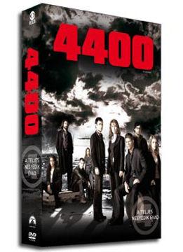 4400 - 4. évad (4 lemez) termékhez kapcsolódó kép