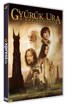 A Gyűrűk Ura - A két torony (mozi-változat) (egylemezes kiadás) termékhez kapcsolódó kép