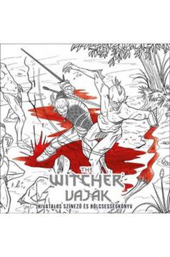 The Witcher - Vaják: Hivatalos színező és bölcsességkönyv termékhez kapcsolódó kép