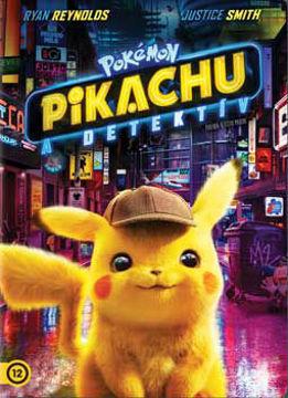Pokémon - Pikachu, a detektív termékhez kapcsolódó kép