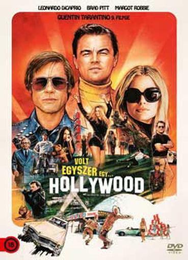 Volt egyszer egy... Hollywood termékhez kapcsolódó kép