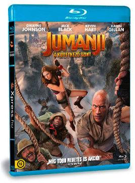 Jumanji - A következő szint termékhez kapcsolódó kép