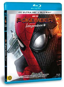 Pókember: Idegenben (4K UHD+BD) termékhez kapcsolódó kép