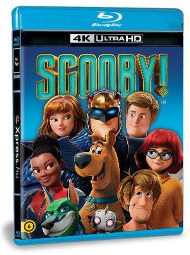 Scooby! (4K UHD+BD) termékhez kapcsolódó kép