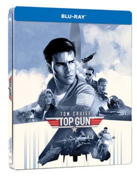 Top Gun - digitálisan felújított változat - limitált, fémdobozos változat (steelbook) termékhez kapcsolódó kép