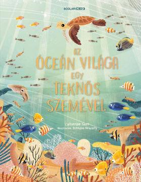 Az óceán világa egy teknős szemével termékhez kapcsolódó kép