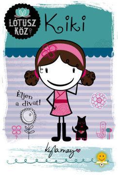 Kiki - Éljen a divat! termékhez kapcsolódó kép