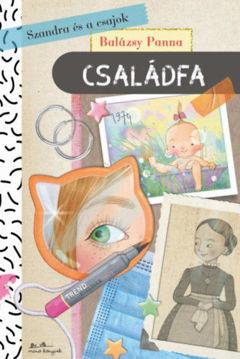 Szandra és a csajok 5. - Családfa termékhez kapcsolódó kép