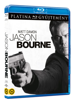 Jason Bourne (platina gyűjtemény) termékhez kapcsolódó kép