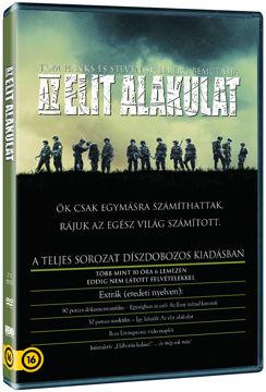 Az elit alakulat (6 DVD) (műanyagtokos változat) termékhez kapcsolódó kép