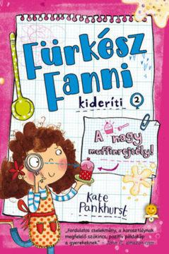 A nagy muffinrejtély! termékhez kapcsolódó kép