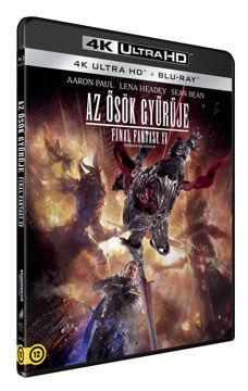 Ősök gyűrűje: Final Fantasy XV (UHD+BD) termékhez kapcsolódó kép