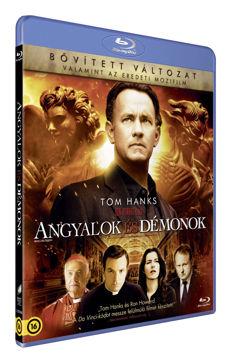 Angyalok és démonok - bővített változat termékhez kapcsolódó kép