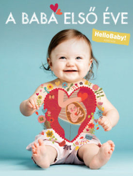 A baba első éve termékhez kapcsolódó kép