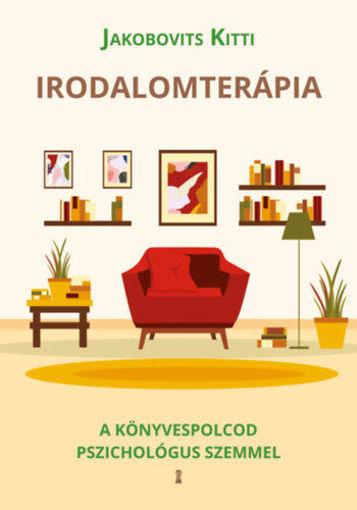 Irodalomterápia - A könyvespolcod pszichológusszemmel termékhez kapcsolódó kép
