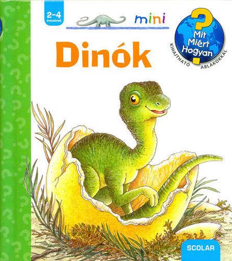 Dinók - Scolar mini 15. termékhez kapcsolódó kép
