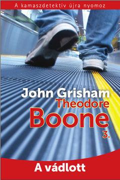 Theodore Boone 3. -  A vádlott termékhez kapcsolódó kép