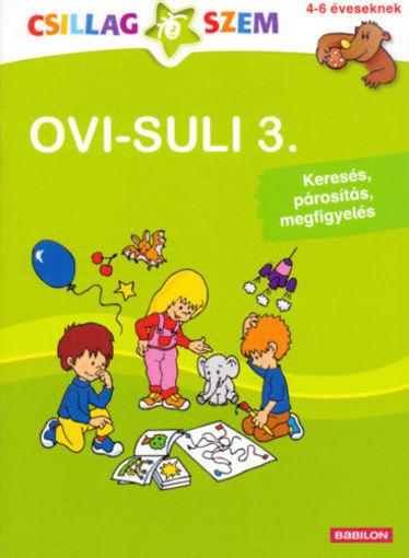 OVI-SULI 3. - Keresés, párosítás, megfigyelés termékhez kapcsolódó kép