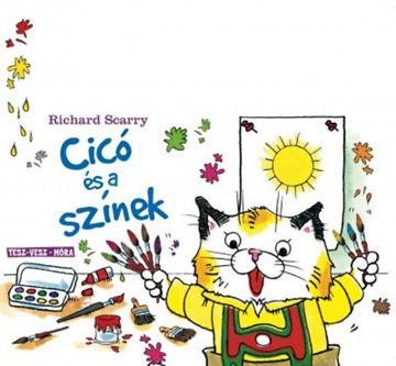 Cicó és a színek termékhez kapcsolódó kép