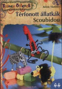 Térfonott állatkák - Scoubidou termékhez kapcsolódó kép