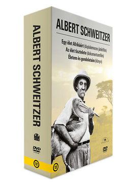 Albert Schweitzer díszdoboz - Könyv + DVD termékhez kapcsolódó kép