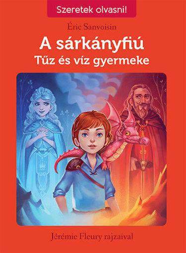 A sárkányfiú 3. - Tűz és víz gyermeke termékhez kapcsolódó kép