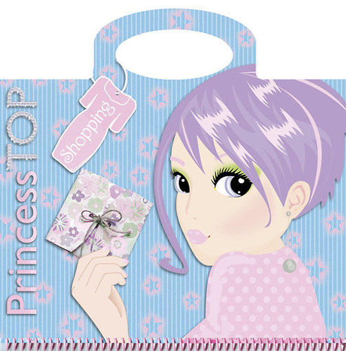 Princess TOP - Shopping (blue) termékhez kapcsolódó kép