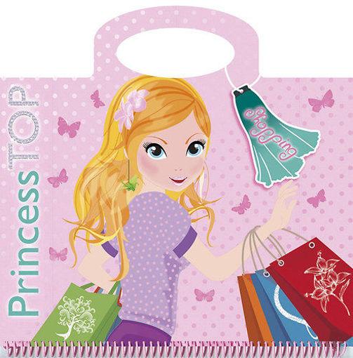 Princess TOP - Shopping (pink) termékhez kapcsolódó kép