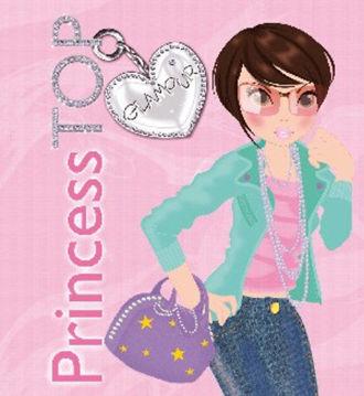 Princess TOP - Glamour (pink) termékhez kapcsolódó kép