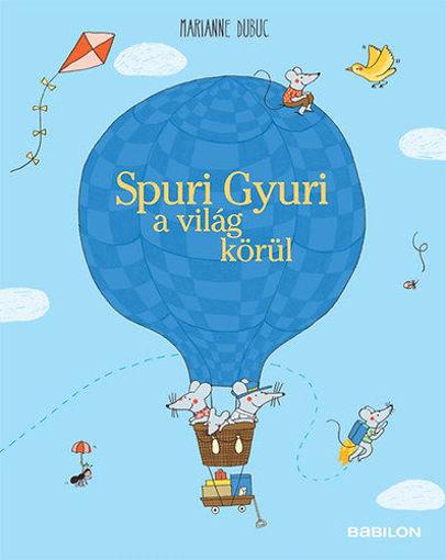 Spuri Gyuri a világ körül termékhez kapcsolódó kép