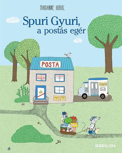 Spuri Gyuri, a postás egér termékhez kapcsolódó kép