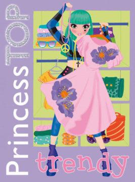 Princess TOP - Trendy (purple) termékhez kapcsolódó kép