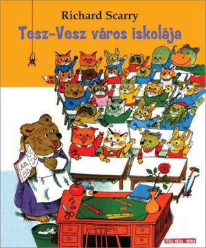 Tesz-vesz Város iskolája termékhez kapcsolódó kép