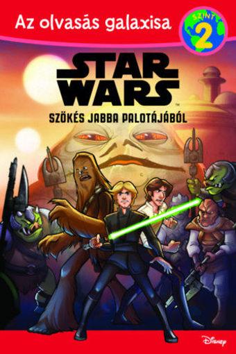 Szökés Jabba palotájából - Star Wars - Az olvasás galaxisa 2. szint termékhez kapcsolódó kép