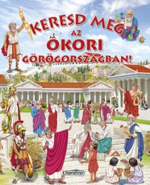 Keresd meg az ókori Görögországban! termékhez kapcsolódó kép