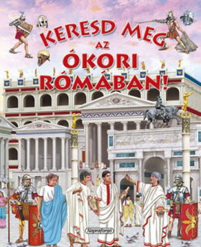 Keresd meg az ókori Rómában! termékhez kapcsolódó kép