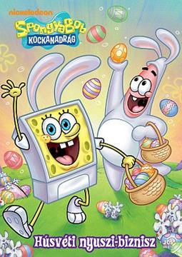 SpongyaBob Kockanadrág - Húsvéti nyuszi-biznisz termékhez kapcsolódó kép