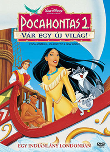 Pocahontas 2. - Vár egy új világ! termékhez kapcsolódó kép