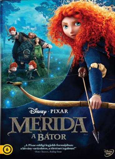 Merida, a bátor termékhez kapcsolódó kép