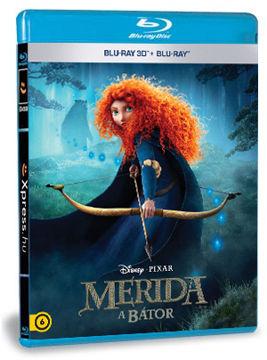 Merida, a bátor (BD3D+BD) termékhez kapcsolódó kép