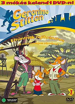 Geronimo Stilton 2.: Eltűntnek nyílvánítva termékhez kapcsolódó kép