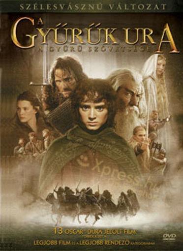 A Gyűrűk Ura - A gyűrű szövetsége (2 DVD) termékhez kapcsolódó kép