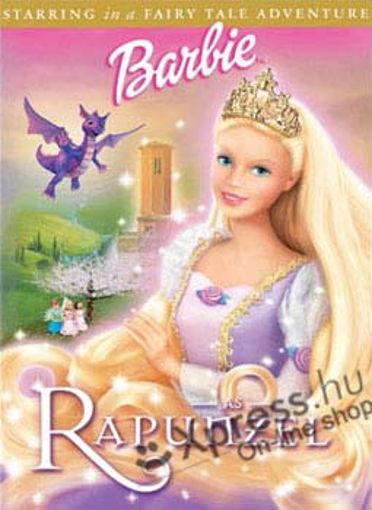 Barbie, mint Rapunzel termékhez kapcsolódó kép
