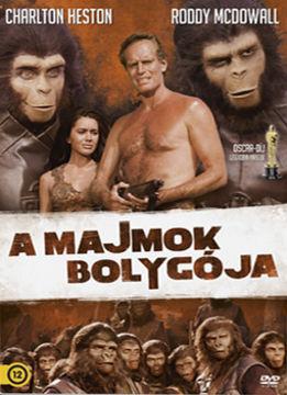 A majmok bolygója (MIRAX kiadás) termékhez kapcsolódó kép