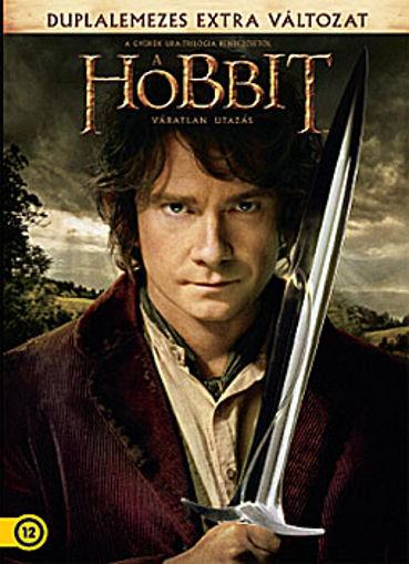 A hobbit - Váratlan utazás (duplalemezes extra változat) termékhez kapcsolódó kép