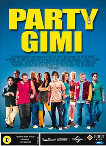 Party Gimi termékhez kapcsolódó kép