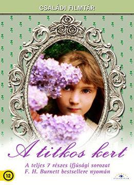 A titkos kert - a teljes sorozat (2 DVD) termékhez kapcsolódó kép