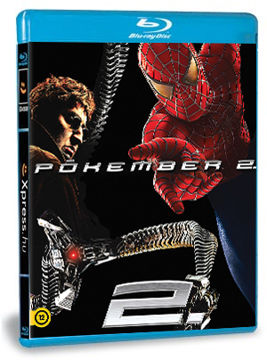 Pókember 2. - mozi- és bővített, extra változat termékhez kapcsolódó kép
